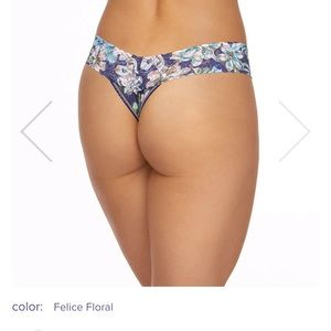 Hanky Panky Intimates & Sleepwear - Felice Floral Low Or Original Thong